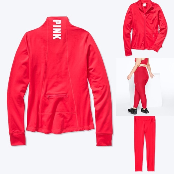 Pink set large for women